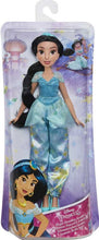 Load image into Gallery viewer, Disney Princess Jasmine Royal Shimmer Fashion Doll