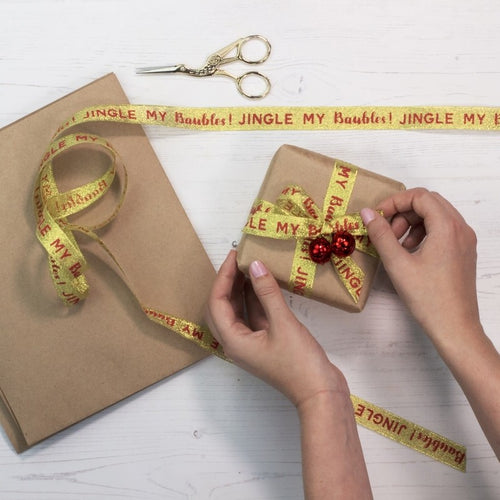 Ginger Ray Jingle My Baubles Wrap Kit