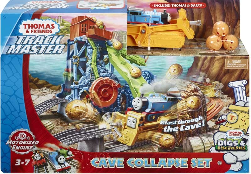 Thomas & Friends Cave Collapse Set