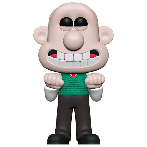 Funko POP figure Wallace & Gromit Wallace