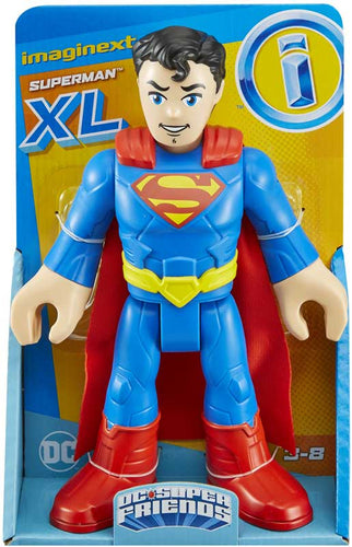 IMAGINEXT DC SUPER FRIENDS SUPERMAN