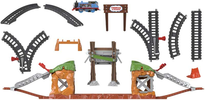 Thomas & Friends Trackmaster Motorised Walking Bridge Set