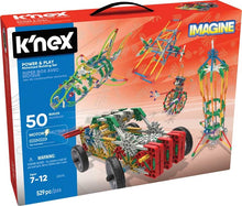 Load image into Gallery viewer, K'nex Imagine Power & Play Motorized Building Set