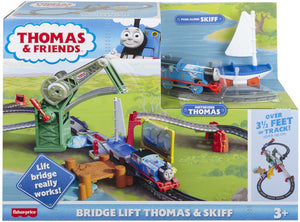 Thomas & Friends Bridge Lift Thomas & Skiff