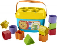 Load image into Gallery viewer, Fisher Price Baby's First Blocks