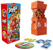 Load image into Gallery viewer, Hasbro Super Mario Jenga Game