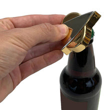 Load image into Gallery viewer, Star Trek TNG Bottle Opener Communicator Badge 15 cm