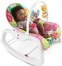 Load image into Gallery viewer, Fisher Price Infant-to-Toddler Rocker - Pink