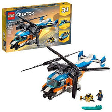 Load image into Gallery viewer, Lego Creator Twin-Rotor Helicopter