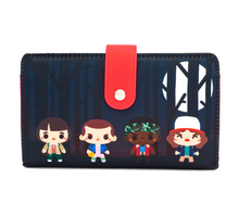 Load image into Gallery viewer, Loungefly Stranger Things Purse Wallet