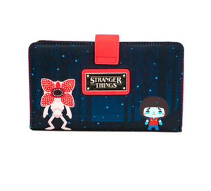 Loungefly Stranger Things Purse Wallet