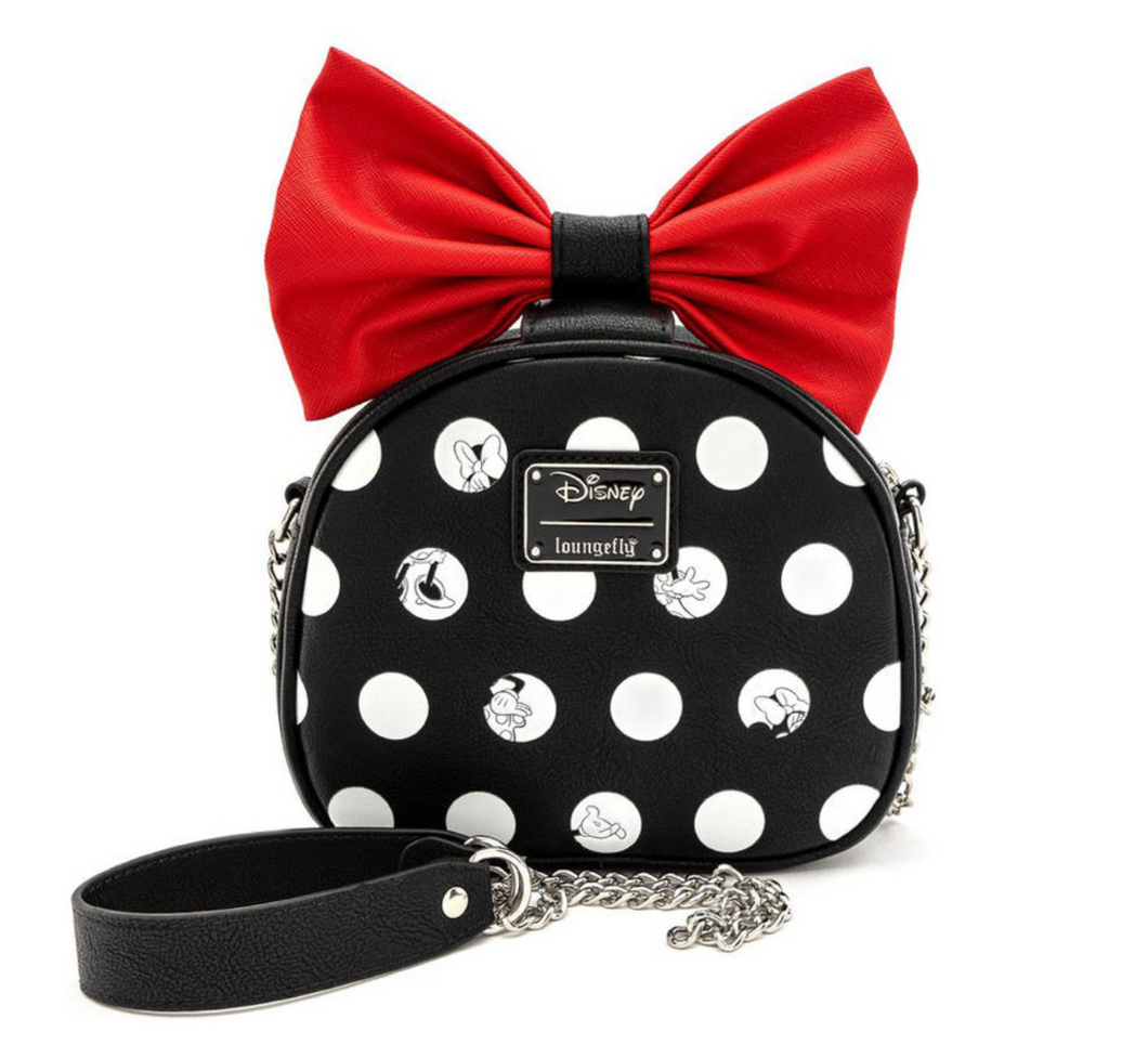 Loungefly Disney Minnie crossbody bag