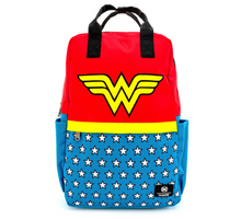Load image into Gallery viewer, Loungefly DC Comics Wonder Woman backpack