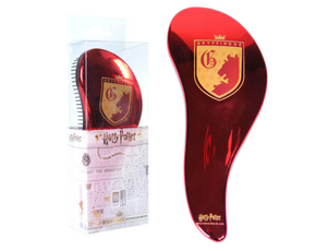 Harry Potter Gryffindor untangle hairbrush