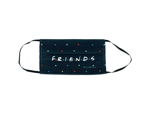 Friends reusable adult face mask