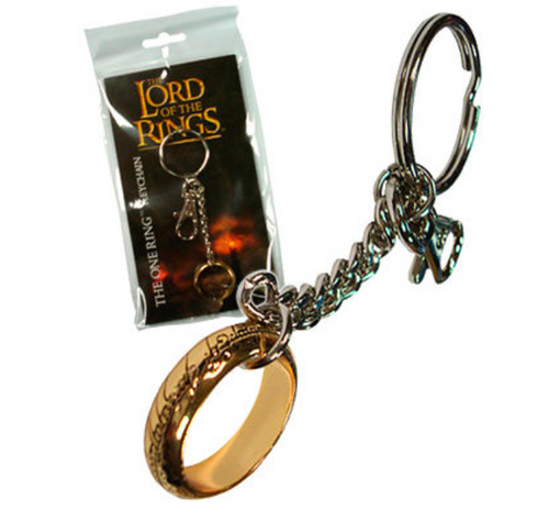 Lord of the Rings The One Ring keychain