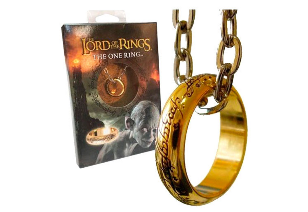 Lord of the Rings The One Ring pendant