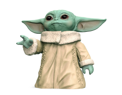 Star Wars Baby Yoda The Child action figure 16cm