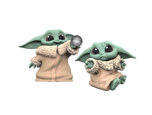 Star Wars Baby Yoda The Child pack 2 figures