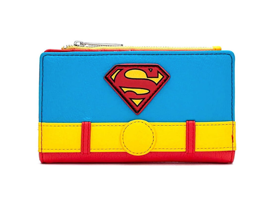 Loungefly DC Comics Superman wallet