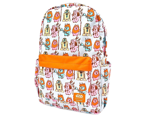 Loungefly Star Wars Ewok backpack 44cm