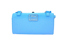 Load image into Gallery viewer, Loungefly Disney Minnie blue crossbody bag