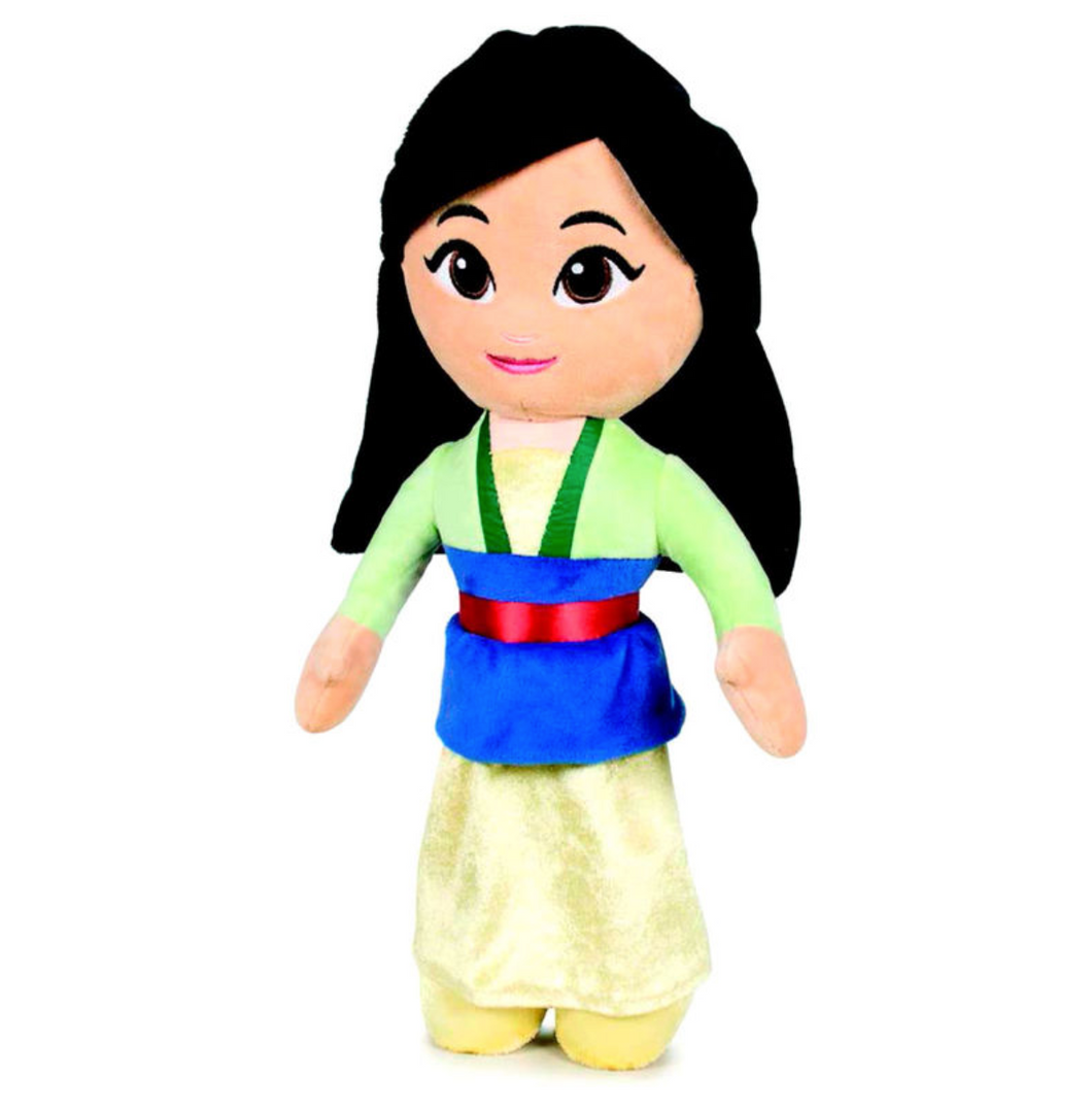 Disney Mulan plush toy 30cm
