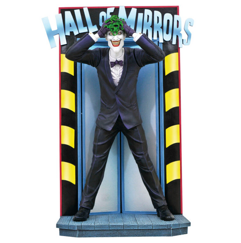 DC Comics The Killing Joke Joker diorama statue 25cm