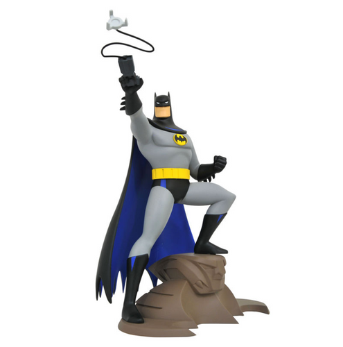 DC Comics Batman The Animated Series Batman diorama 25cm