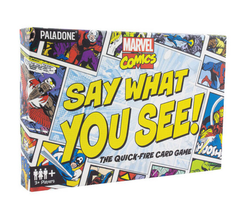 Marvel Avengers Memory game