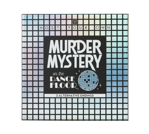 Talking Tables Host Your Own Murder Mystery On The Dancefloor