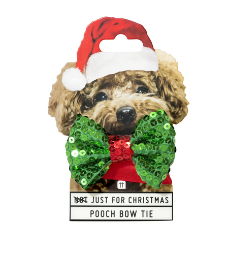 Talking Tables Christmas Entertainment Pooch Bow Tie
