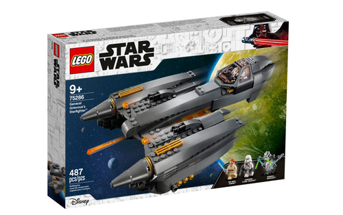 Lego Star Wars General Grievous's Starfighter™