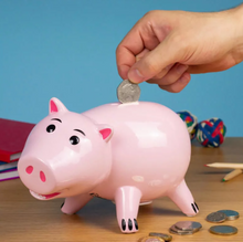 Load image into Gallery viewer, Disney Toy Story Hamm Piggy Bank