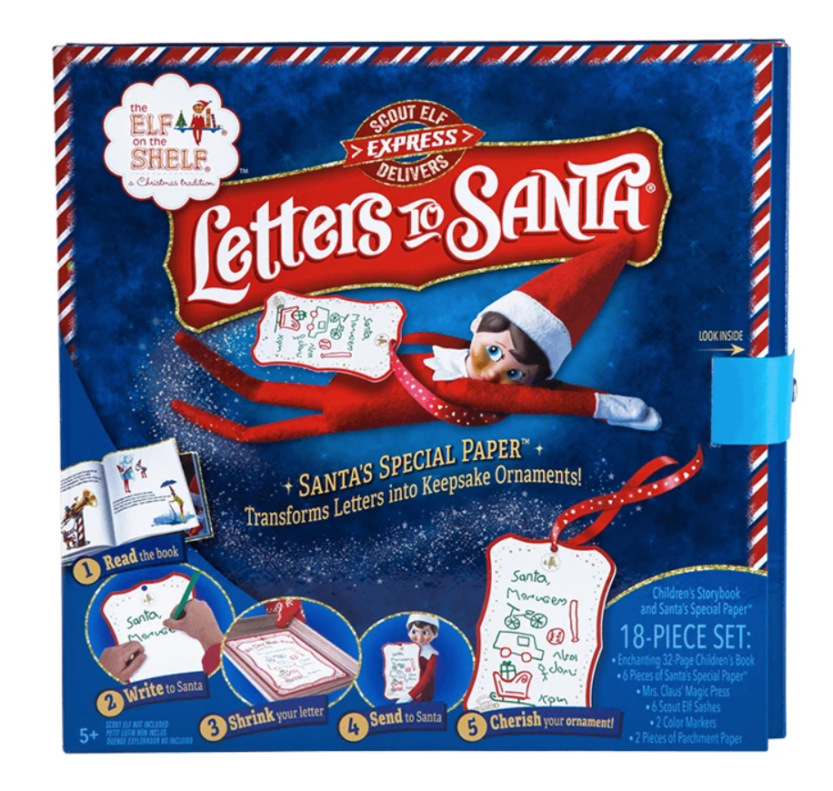 Elf on the Shelf Scout Elf Express Delivers Letters to Santa™