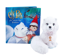 Load image into Gallery viewer, Elf on the Shelf Elf Pets®: An Arctic Fox Tradition