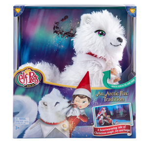 Elf on the Shelf Elf Pets®: An Arctic Fox Tradition