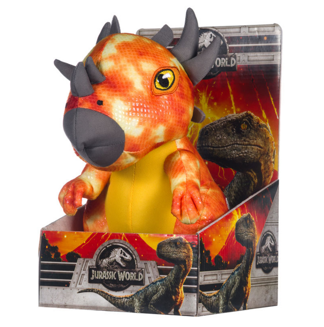 Jurassic World Sytgimiloch Dinosaur Soft toy