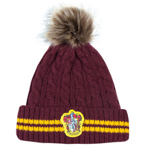 Load image into Gallery viewer, Harry Potter Gryffindor Beanie Hat