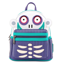 Load image into Gallery viewer, Loungefly Disney The Nightmare Before Christmas Oogie's Boys Barrel Mini Backpack