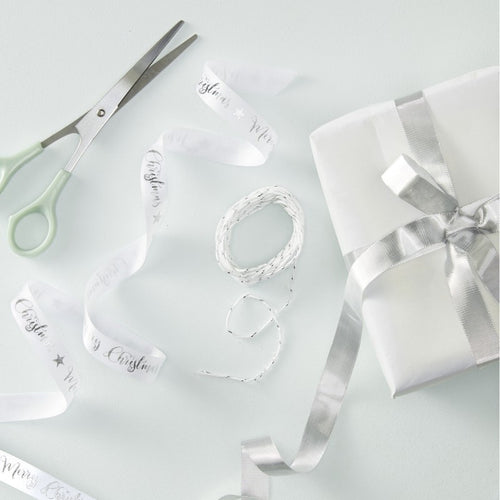 Ginger Ray Silver Foiled Ribbon Kit