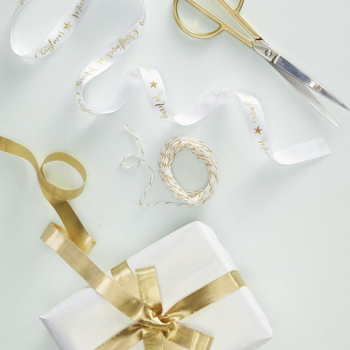 Ginger Ray Gold Foiled Ribbon Kit