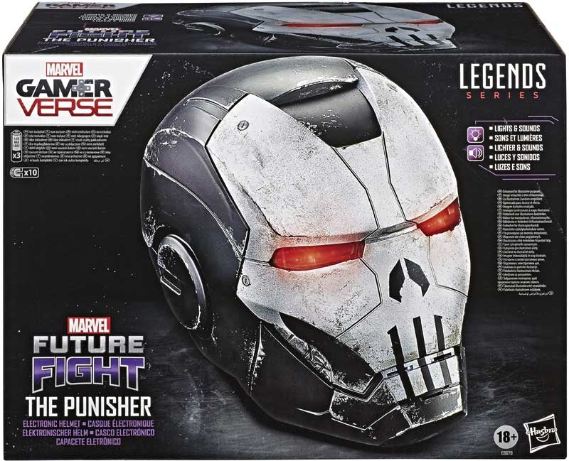AVENGERS LEGENDS GEAR THE PUNISHER