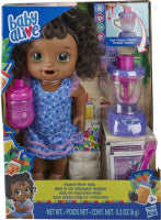 Baby Alive Magical Mixer Baby Black
