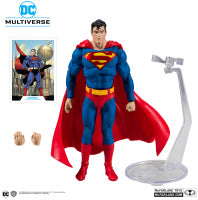 Load image into Gallery viewer, SuperMan Modern DC Comic 7 Inch Figure
