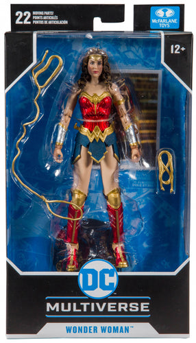 DC Comics | Wonder Woman 7 Inch