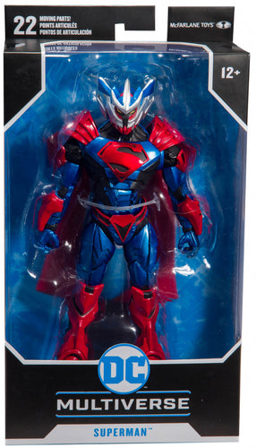 Superman Unchained | DC Armored 7 Inch Superman