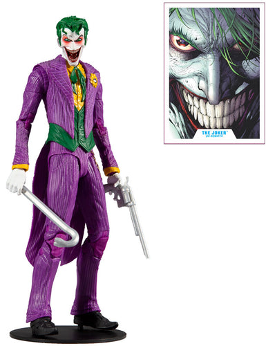 DC Comics | Modern Comic Joker | DC Multiverse Action