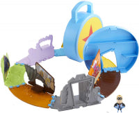 DISNEY PIXAR MINIS WORLD OF PIXAR PLAYSET