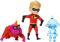 Load image into Gallery viewer, DISNEY PIXAR THE INCREDIBLES DASH & JACK-JACK FIGURES